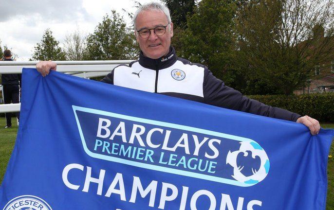 Ranieri Bawa Leicester Juara EPL