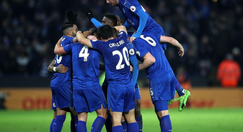 Leicester Menang Atas Liverpool