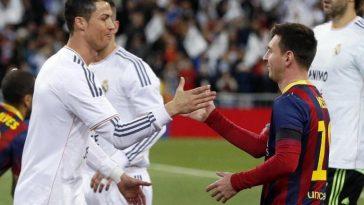 Ronaldo dan Messi