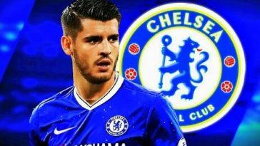 Morata Resmi Ke Chelsea