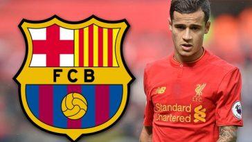 Coutinho menjadi target rekrutan Barcelona