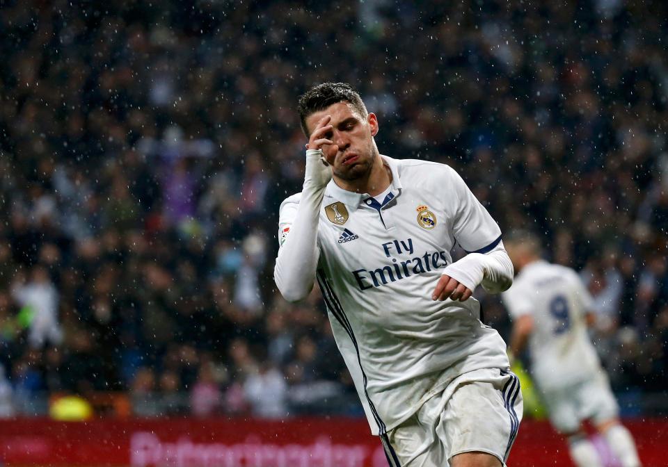 Mateo Kovacic Madrid