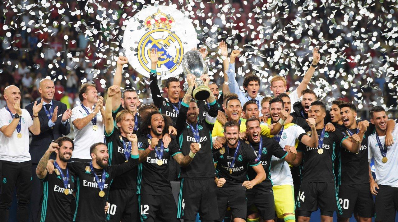 Real Madrid Juara Uefa Super Cup 2017