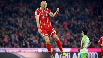 Arjen Robben, Jelang Laga Munchen VS PSG