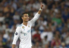 Debut Ronaldo diliga spanyol 2017-2018 akan tersaji pada pertandingan vs real betis