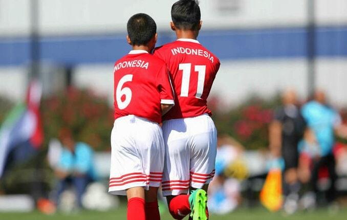 Indonesia U-12 Danone Nations