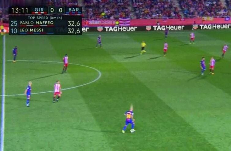 Messi Dijaga Mafeo