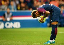 Neymar Cetak Gol Pinalti. PSG vs Bordeaux