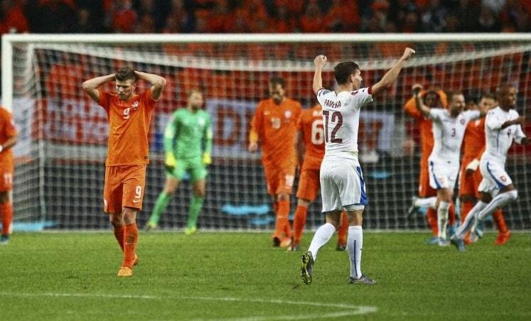Belanda Gagal Lolos Piala Dunia