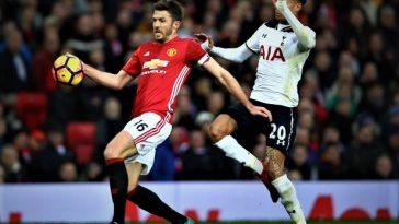 Manchester United vs Tottenham Hotspur 2017