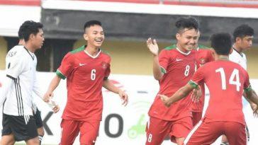 Timnas Indonesia U19 vs Timor Leste U19