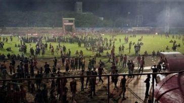 Kekerasan Dalam Sepakbola, PSM Vs Bali United Rusuh