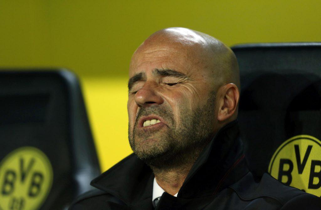 Pecat Peter Bosz, Borussia Dortmund Tunjuk Stoger