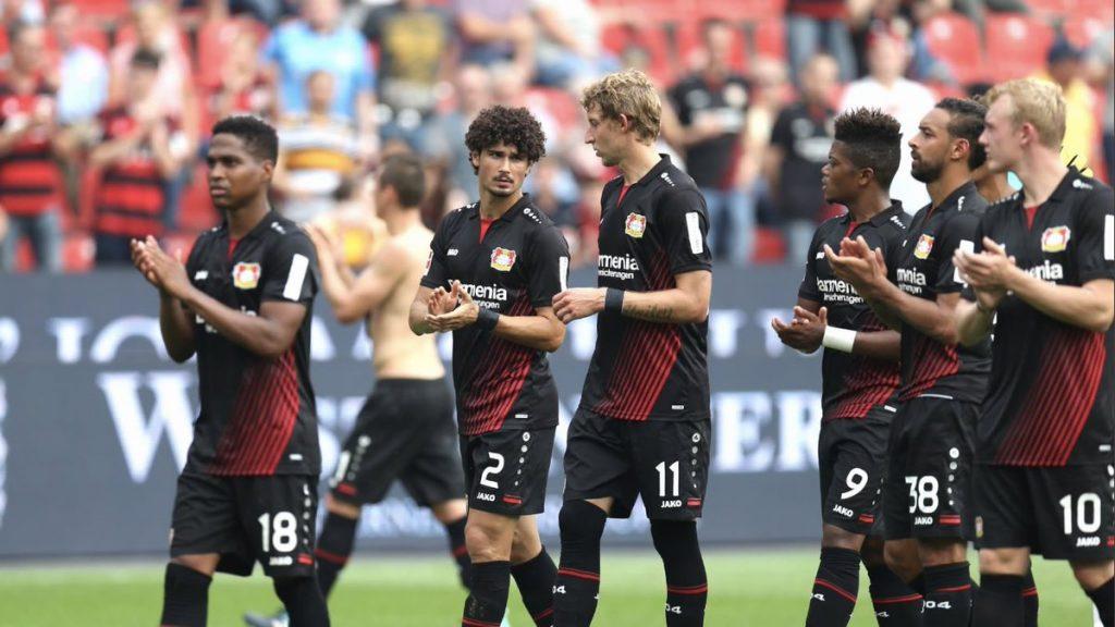 Daftar Pemain Leverkusen 17 18