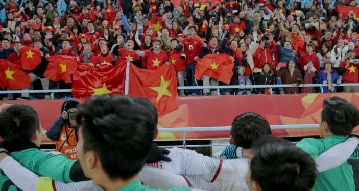 Vietnam Fans Min