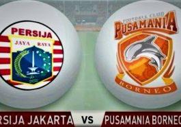 Persija Vs Borneo Fc