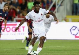 Frank Kessie AC Milan Vs Cagliari