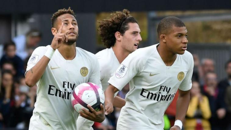 Real Madrid Boyong Mbappe Neymar Min