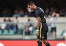 Ronaldo Mandul Di Juventus
