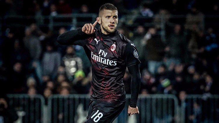 Ante Rebic Gol Ac Milan 1 169