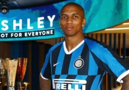 Ashley Young Inter Milan